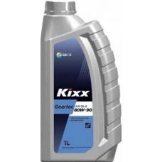 Трансмиссионное масло Kixx Geartec GL-5 85W-140 /1л