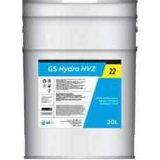 Масло гидравлическое GS Hydro HVZ 22 (HDZ) /20л