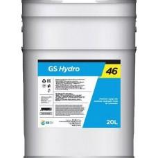 Масло гидравлическое GS Hydro XW 46 (HD) /20л