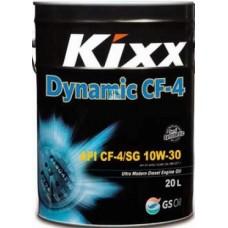 Масло моторное Kixx HD CF-4 10W-30 (Dynamic) /20л