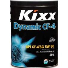Масло моторное п\с. Kixx HD CF-4 5W-30 (Dynamic) /20л