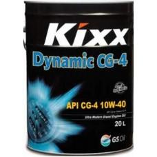 Масло моторное Kixx HD CG-4 10W-40 (Dynamic) /20л