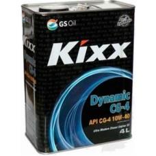 Масло моторное Kixx HD CG-4 10W-40 (Dynamic) /4л