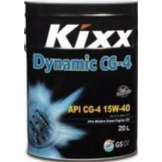 Масло моторное Kixx HD CG-4 15W-40 (Dynamic) /20л