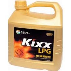 Масло моторное Kixx LPG SN 10W-40  /4л