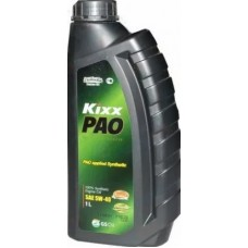 Масло моторное Kixx PAO C3 5W-40 /1л