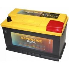 AlphaLINE AGM 80.0 L4 (AX 580800) обр