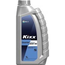 Трансмиссионное масло Kixx Geartec GL-5 80W-90 /1л