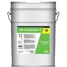 Масло компрессорное GS Compressor S 46 (RA-X) /20л