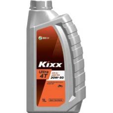 Масло моторное для 4х такт. дв. Kixx Ultra 4T SJ/MA 20W-50 /1л