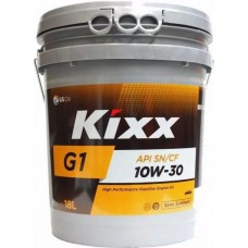 Масло моторное Kixx G1 SN 10W-30 /18л