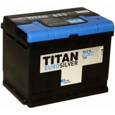Titan EUROSILVER 56.0 обр